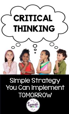 Try this easy strategy to deepen comprehension and critical thinking skills!