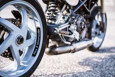 DUCK DUCK GAS. Plan B's 'Ugly Duck' Ducati Multistrada Sprint Racer - Pipeburn.com
