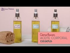 ACEITE CORPORAL - YouTube