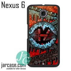 21 Pilots with art logo Phone case for Nexus 4/5/6