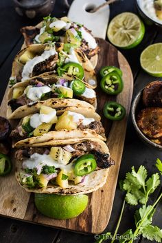 These healthy and delicious Grilled Jerk Chicken Tacos are topped with gold kiwifruit salsa and served with a side of sweet coconut plantations. Fire up your BBQ and get outside for dinner. | http://theendlessmeal.com