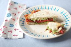 Recipe: California BLT with Avocado and Basil Mayonnaise — Recipes From The Kitchn