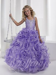 The Rebel Sweetheart.: Pageant Dresses for the Little Beauty Queens.