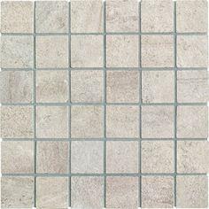 #Settecento #Mosaico on grid Pierre De France Gris 32x32 cm 182062 | #Porcelain stoneware | on #bathroom39.com at 99 Euro/sqm | #mosaic #bathroom #kitchen