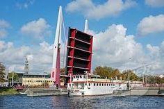movable bridge Zeeland, NL