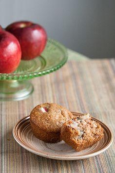 Apple Multigrain Muffins