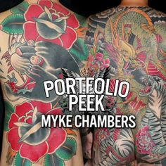 """Sullen TV Presents a Brand NEW """"Portfolio Peek"""" with American #Traditional #artist, Myke Chambers.   WATCH AND SUBSCRIBE: http://youtu.be/GWskzNseIr8 Follow Facebook: www.facebook.com/SullenTV  Follow Blog:  http://sullentv.tumblr.com/ #sullentv #sullen #tattoos #tattoo #tattooed #art #ink #artist #realistic #realism #sullenclothing #mykechambers #americantraditional #traditional"""