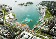 Helsinki South Harbor : PORT Architecture + Urbanism