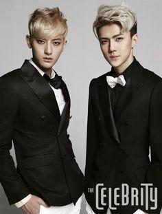 EXO | Tao and Sehun