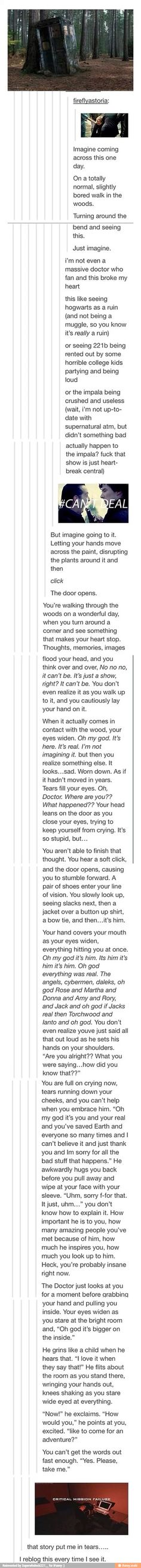 Superwholock. Oh my torchwood