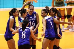 UAAP volleyball: Valdez waxes hot as undermanned Ateneo zaps FEU - Yahoo Sports Philippines