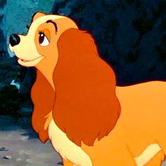 Lady from Lady and the Tramp.