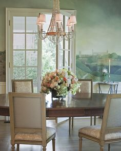 Observatory Circle | SOLIS BETANCOURT U0026 SHERRILL Elegant Dining, Dining  Rooms, Dining Area,