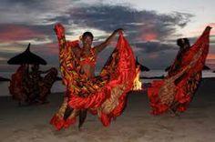 Sega Dancing in Mauritius Island!