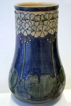 Newcomb College Pottery, Mazie Teresa Ryan,1906 (Erdinç Bakla archive)