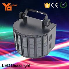 Dependable Stage Equipment Producer 15w Dmx512 Led Lights Effects