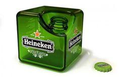 ビール瓶をキューブ型にしたら、良いことがたくさんあると思わない? | roomie(ルーミー)