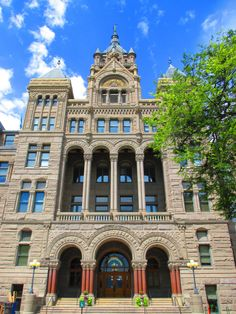 Salt Lake City, UT City and County Building. Such a beautiful structure! Photo by Donna M. Brown, Your Content Queen, 2014 All Rights Reserved