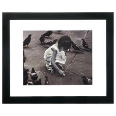 Room Essentials® Floating Jackson Frame 16x20 - Black  (for Citizenship and Its Discontents poster)