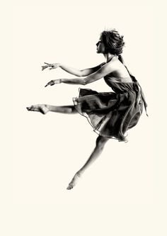 Modern Ballet dancer, © Woszczyna & Wiesnowski