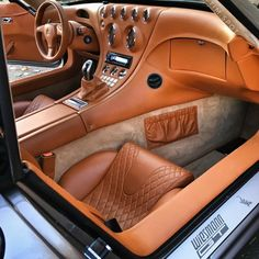 Can't wait to see this beauty again after the transformation 😈😈 Who wanna jump into ? 😍🔥 Check out my bro Custom Car Interior, Car Interior Design, Car Interior Accessories, Truck Interior, Car Interior Upholstery, Automotive Upholstery, Bugatti, Lamborghini, Ferrari