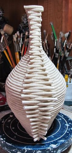 Teresa Brooks: coil pot