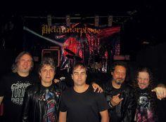 Força Metal BR: Metalmorphose: metal nacional e Open Bar nesta sex...