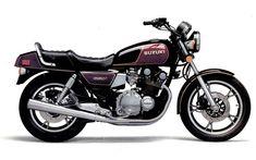 1983 Suzuki : GS 850                                                                                                                                                                                 Más