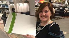 Una española gana el concurso de Ikea y comercializará a nivel mundial su tabla con cajón incorporado