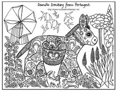 zen anti stress adult ane patterns coloring pages printable and coloring book to print for free. Find more coloring pages online for kids and adults of zen anti stress adult ane patterns coloring pages to print. Pattern Coloring Pages, Animal Coloring Pages, Coloring Pages To Print, Coloring Book Pages, Printable Coloring Pages, Coloring Sheets, Free Adult Coloring, Coloring For Kids, Image Zen