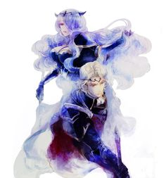 Fire Emblem Fates: Conquest - Camilla and Xander by kuzumosu