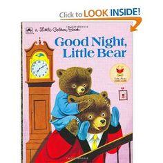 Goodnight little bear text