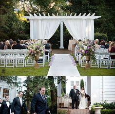 Duke Mansion Wedding