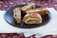 Orechovnik (Slovak Nut Roll) | dramatic pancake | bring something to the table