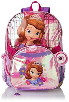 Disney Girl's 2-6X Sofia The First Backpack with Shaped Lunch, Multi, One Size Disney http://www.amazon.com/dp/B00KOP6ZAU/ref=cm_sw_r_pi_dp_p7n3tb1HGB17RCY3