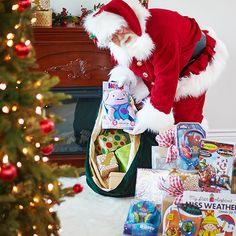 Take a look at the What's Inside Santa's Bag? event on zulily today!