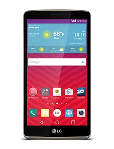 "The LG G Stylo offers a large 5.7"" HD display with a powerful battery and 1.2 GHz Quad-core processor, 8MP Camera, and LG security enabled Knock Code. $200"