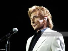Barry Manilow performs on stage at O2 Arena on May 5, 2011 in London, England.