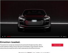 """Check out new work on my @Behance portfolio: """"Audi e-tron Sportback concept"""" http://be.net/gallery/60518147/Audi-e-tron-Sportback-concept"""