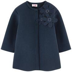 Manteau chic en néoprène - 167888