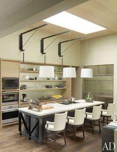 A Frist kitchen: Architectural Digest