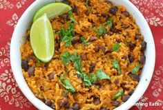 Mexican Rice Slimming Eats Recipe Serves 2 Extra Easy – syn free per serving Green– syn free per serving Ingredients 3/4 cup (178ml) of long grain brown rice 1 cup (240ml) of passata 2 jalapeno peppers, (seeds removed) 1 small onion 2 cloves of garlic 2 tablespoons of tomato paste 2.5 cups (600ml) of chicken...Read More »