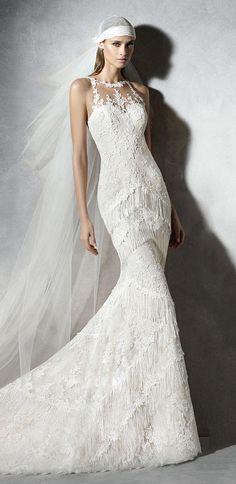 Vestido de Noiva Confira 50 Vestidos de Noiva Incríveis: http://manuluize.com/50-vestidos-de-noiva/