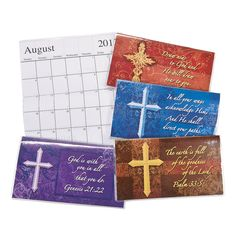 2013 – 2014 Expressions Of Faith Pocket Planners - OrientalTrading.com