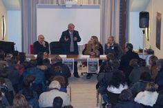 All'Osservatorio Astronomico di Montedoro, area interna del Centro Sicilia, si è discusso di astrobiologia ed esplorazioni spaziali con il Prof. Brucato.