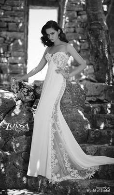 Pin di Maison Magic Atelier sposa su Luisa Sposa 4b24117882e