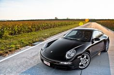 Porsche 997 Carrera S. Never a dull commute with this car!