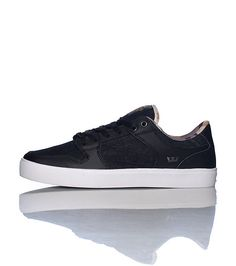 SUPRA Low top men s sneaker Denim material throughout Lace up closure  Padded tongue with SUPRA logo Cushioned inner sole 141d758b1