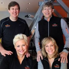 Buckhead Patch - The Robertson and Sanders families bring The Exercise Coach® to Atlanta.