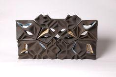Onyekachi Irondi  Interlocking Traditions Sekho Nigerian inspired ceramic design